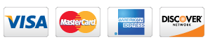 Accepted Credit Cards - Logos