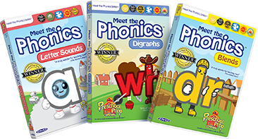 Phonics DVD Collection