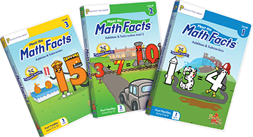 Addition and Subtraction DVD Pack