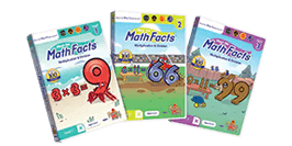 Math Facts Multiplication & Division DVD Pack