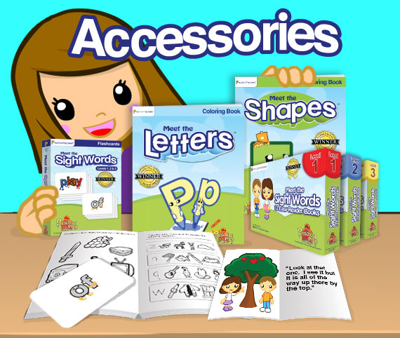 Preschool Prep Accessories