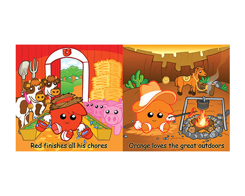meet the colors preschool prep meet the colors board book 988