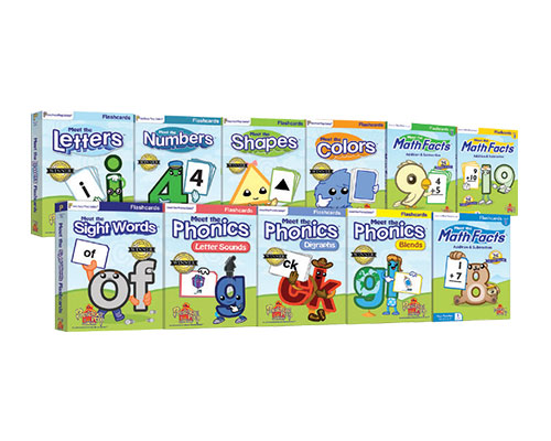 Flashcards 11 Pack