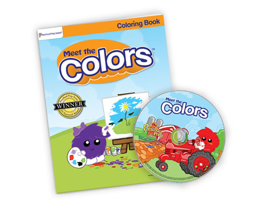 meet the colors board book