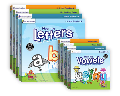 All 8 Board and Flap Books