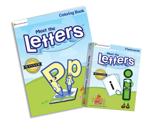 Meet The Letters Pack
