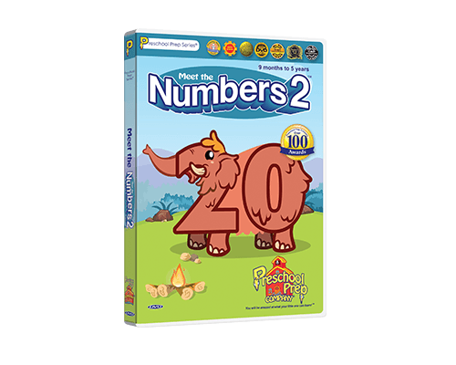 Meet the Numbers 2 (DVD)