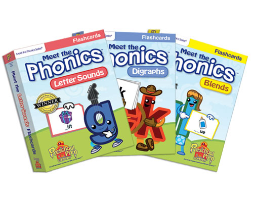 Flashcards 3 Pack