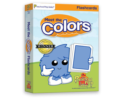 meet the colors preschool prep meet the colors flashcards 988
