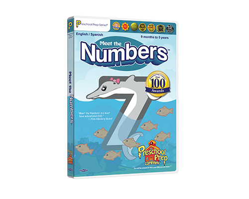 Meet the Numbers - DVD