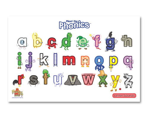 preschool prep meet the phonics
