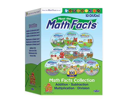 Math Facts 10 Pack